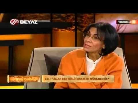 Cemalnur Sargut'la Aşk'a Yolculuk - BEYAZ TV (22.03.2015) - YouTube