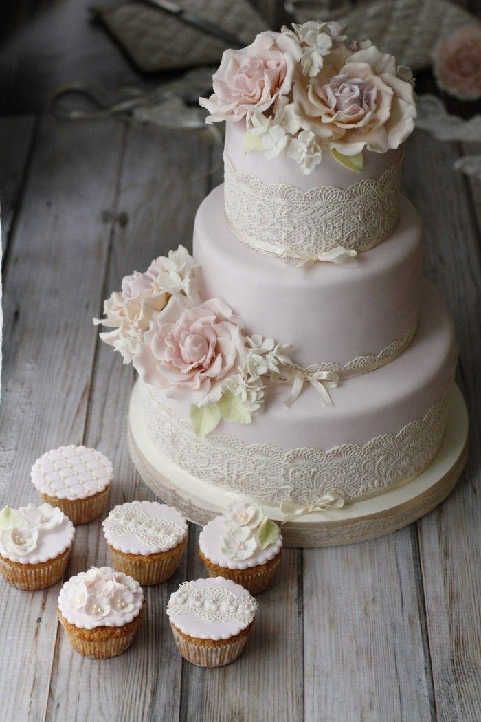 Hochzeitstorte für jeden Geschmack finden