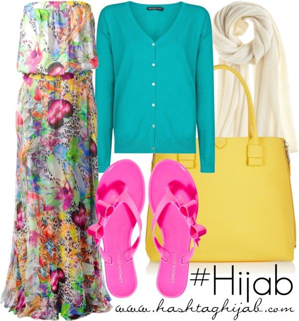 Hashtag Hijab Outfit #296