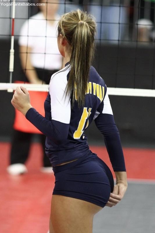 Yoga Pants Babes | Steez worthy | Pinterest | Volleyball ...