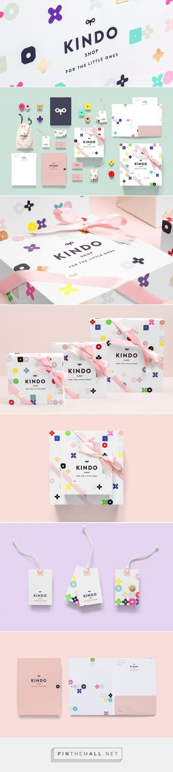 Kindo — The Dieline - Branding & Packaging