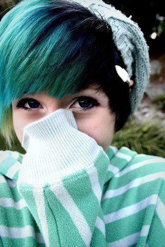 Pin by Vpril Rvse 기대 ♡ on Hair | Pinterest | Emo