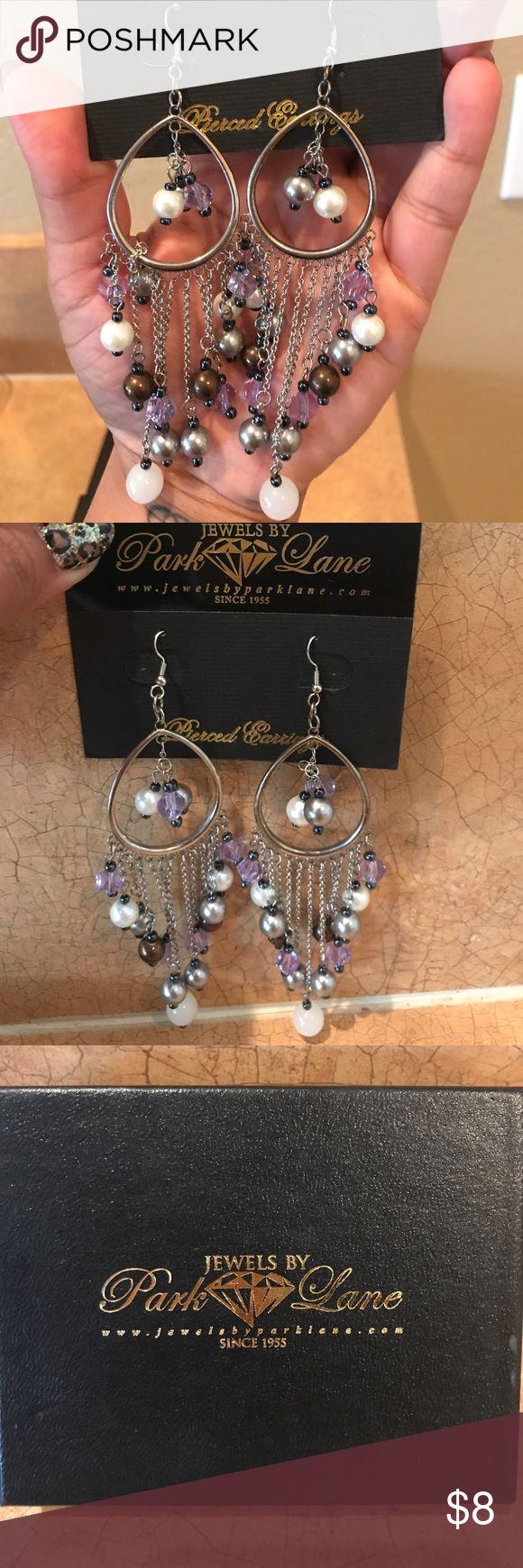 Park Lane Earrings Beautiful multicolored dangling earrings. Never used. Park Lane Jewelry Earrings
