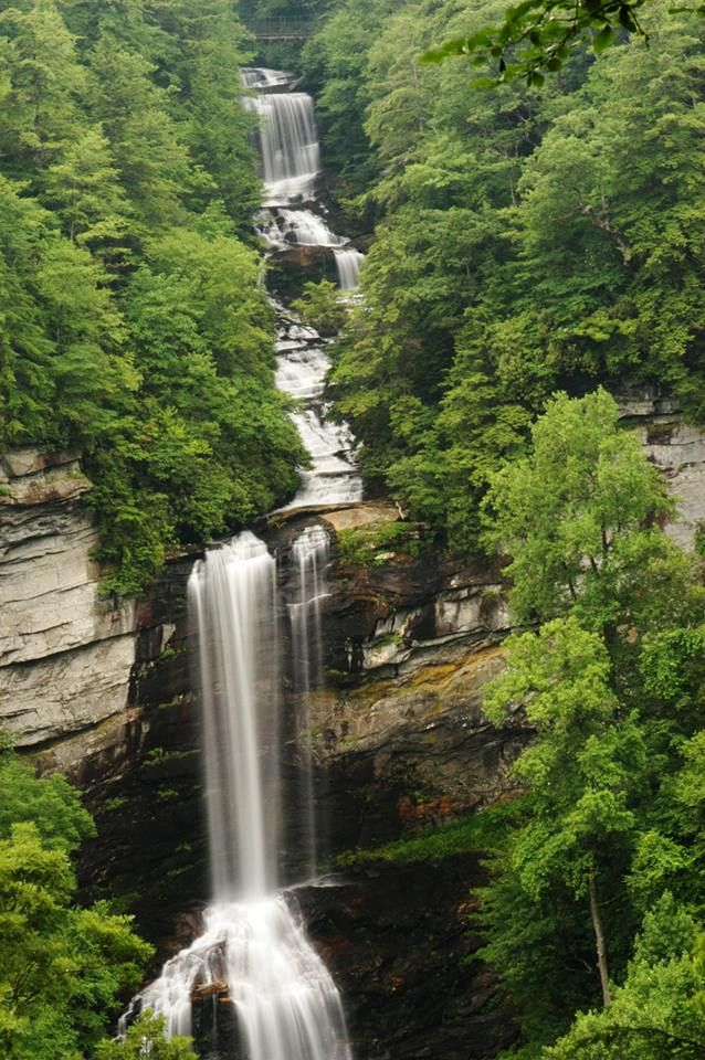 Raven Cliff Falls... South Carolina | beautiful faces ...