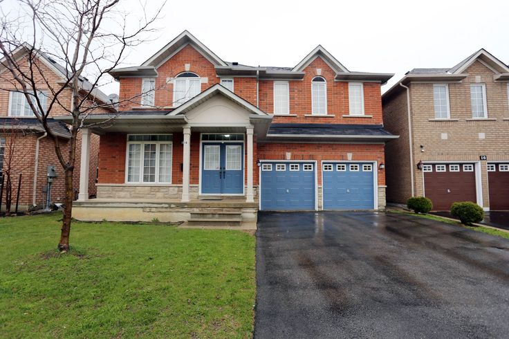 In Brampton, Ontario #14BorneoCres beautiful Detached Spacious 4 Bedroom ,4 Washroom, 2 Master Bedroom, Close to all amenities. A must see..