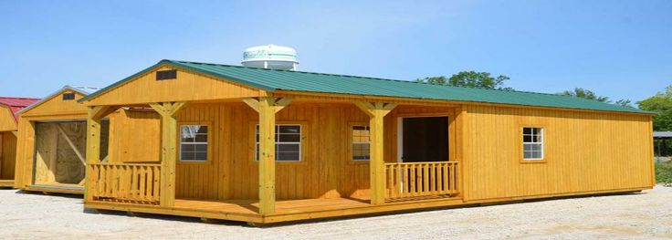 Derksen Portable Buildings At Interstate Plaza 26062 Hwy