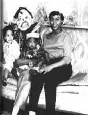 Berry Gordy's 1st wife Thelma Coleman.