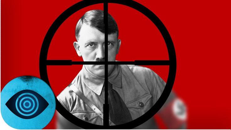Um die Person Hitler ranken sich nicht wenige Verschwörungstheorien. Heute haben wir euch alles über die auf ihn verübten Attentate zusammengetragen.   https://www.youtube.com/watch?v=hOqA6CM5M98   #1939 #8. November #9/11 #Adolf Hitler #aliens #Attentate #Attentatsversuche #Claus Schenk Graf von Stauffenberg #Computerion #fakten #Geheimnisse #Georg Elser #hitler #Hitlerputsch #Intrigen #kennedy #KZ Dachau #KZ Sachsenhausen #Mondlandung #Münchener Bürgerbräukeller