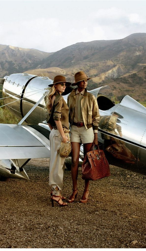 Campaign Archive: Ralph Lauren Collection, Fall 2009