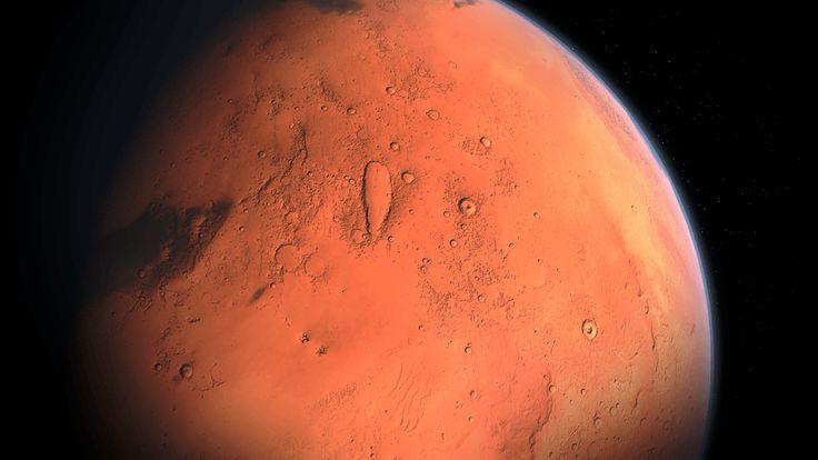 """Onderzoekers van de Universiteit van Arkansas, gaven onlangs een antwoord op een veelgestelde vraag: """"Is er leven op Mars?"""" Hun antwoord luidde dat ze dat niet kunnen uitsluiten. Dit bet"""