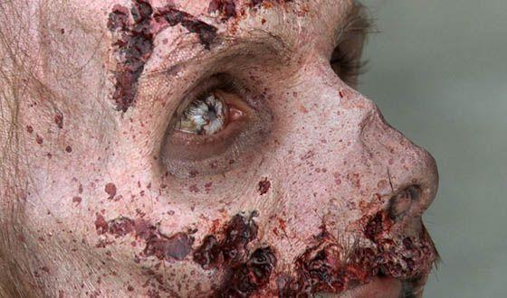 zombie detail