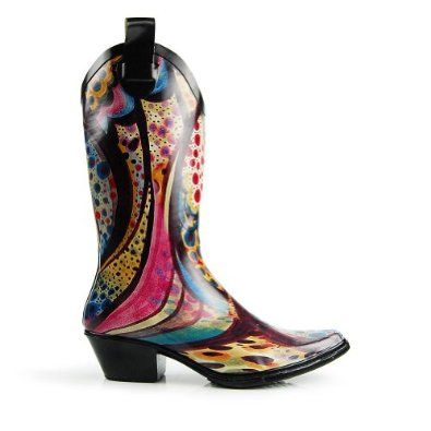 istaydry.com rubber-cowboy-rain-boots-10 #rainboots
