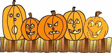 """Five Little Pumpkins    Five little pumpkins sitting on a gate.  The first one said, """"Oh, my it's getting late!""""  The second one said, """"There are witches in the air.""""  The third one said, """"But we don't care.""""  The fourth one said, """"Let's run, let's run!""""  The fifth one said, """"Isn't Halloween fun?""""      Then Woooooo went the wind  And OUT went the lights.      And five little pumpkins rolled out of sight."""
