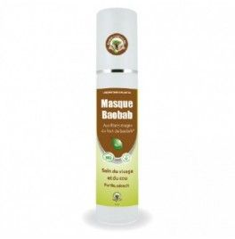 Masca Bio tratament de intinerire cu baobab, acid hialuronic si fructe