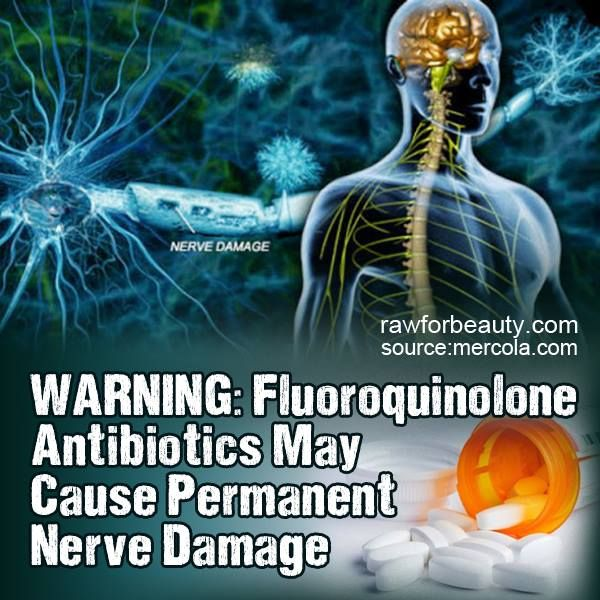 Levaquin Side Effects Nerve Damage