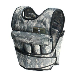 Camouflage weighted vest. Amazon.com eBay.com
