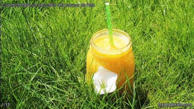 Comment faire un smoothie à la saveur de l'été ? Caroline du blog #BeauteActive nous propose une nouvelle recette de #smoothie Orange Mangue Banane. Sa recette complète sur son blog : http://beauteactive.com/comment-faire-un-smoothie-pour-lete/ Créez vos propres guides sur PeoplBrain.fr