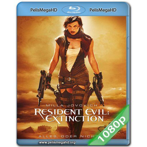 RESIDENT EVIL: EXTINCIÓN (2007) FULL 1080P HD MKV ESPAÑOL LATINO | PelisMEGAHD | 1080p - 720p - 3D SBS - DVDRip - MKV