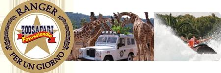 Ranger per un giorno Zoo Safari