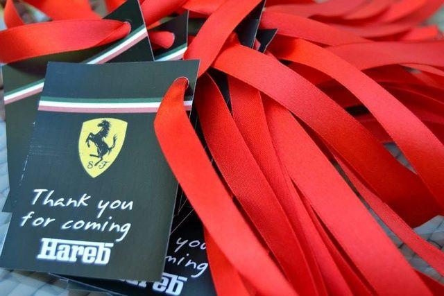 Ferrari Party | CatchMyParty.com