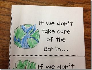 Cause & Effect: Earth Day3 1, Flip Books, Kids Recyle Booklet, Cute Ideas, Earth Day Activities, Flap Books, Happy Earth, Teaching Earth, Kids Earth