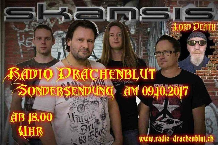 Hi Metalheads!  Heute Abend ab 18 Uhr rockt unser Lord Death den Stream mit einer Sondersendung über Skansis! Also ran an die Boxen, rein in den Chat und gemeinsam nen feinen Abend mit Freunden und guter Musik verbringen. 🤘 Natürlich nur bei www.radio-drachenblut.ch! #radiodrachenblut #webradio #metal #swiss #switzerland #suizzera 🇨🇭🤘