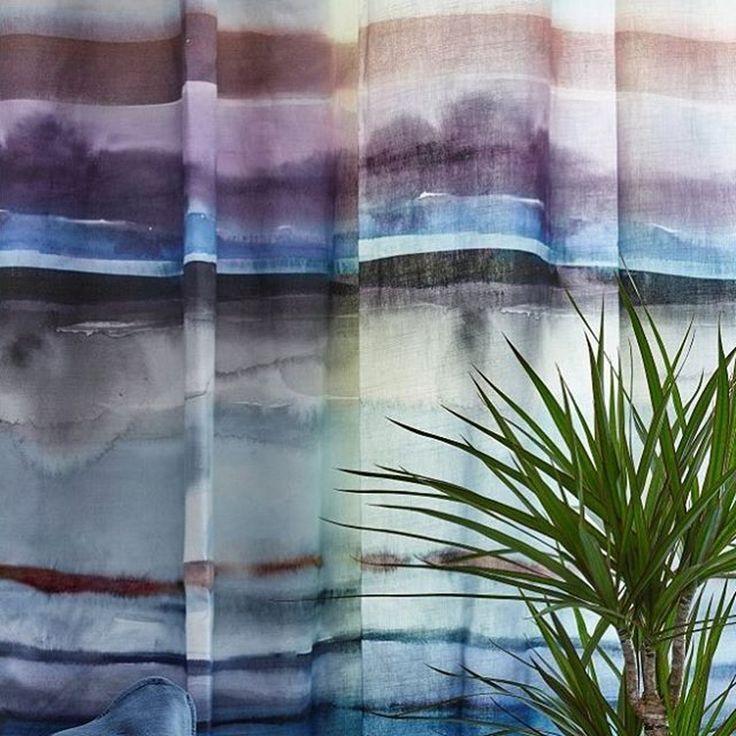 Немного дождливых акварелей @voyage_deco для красивой осени #galleria_arben #designlife #interiordesign #home #decor #living #style #ткани