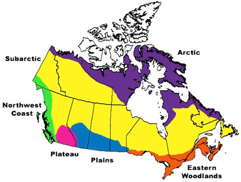 First Nations and Inuit people of Canada
