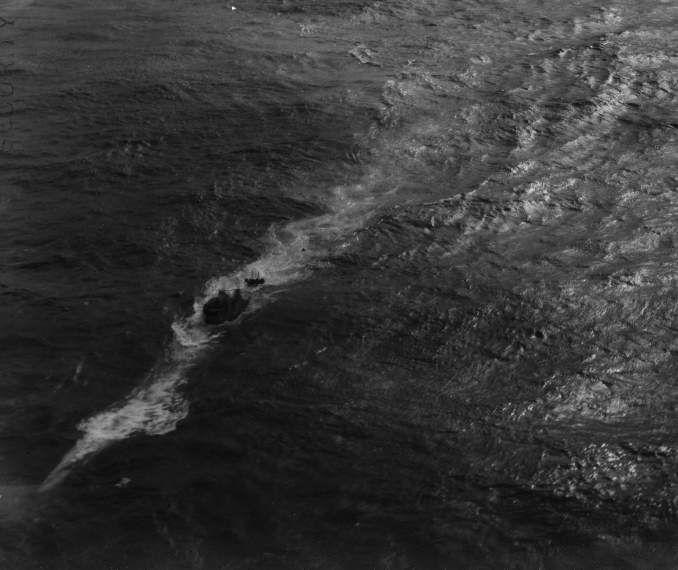 U-172Sinking