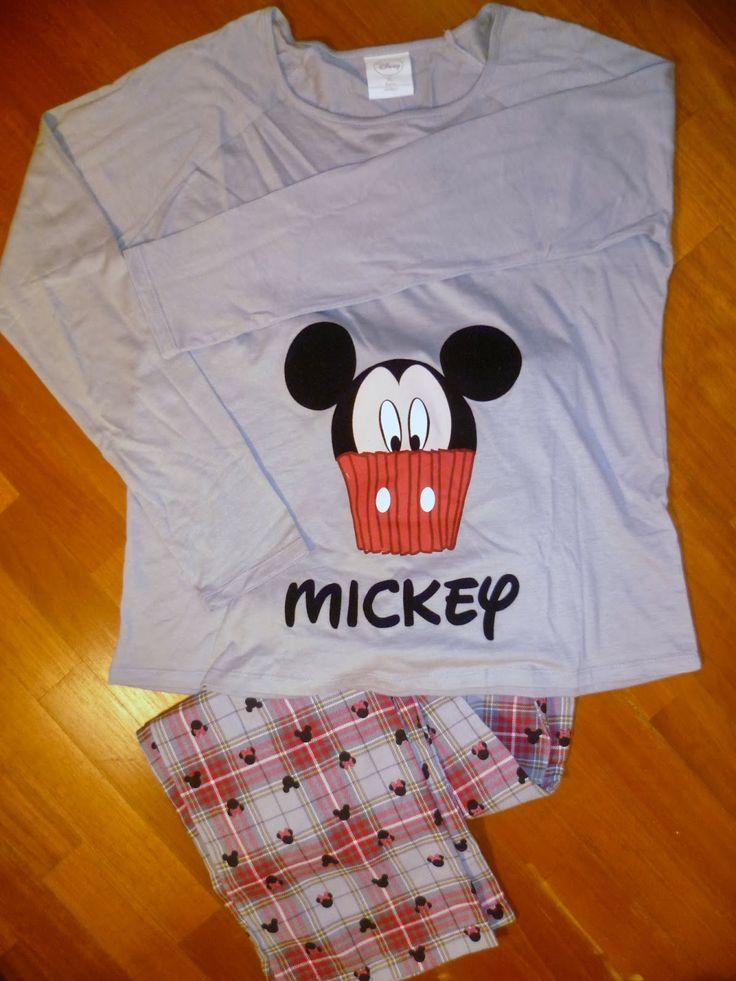 #pigiama #oysho #style #mickeymouse