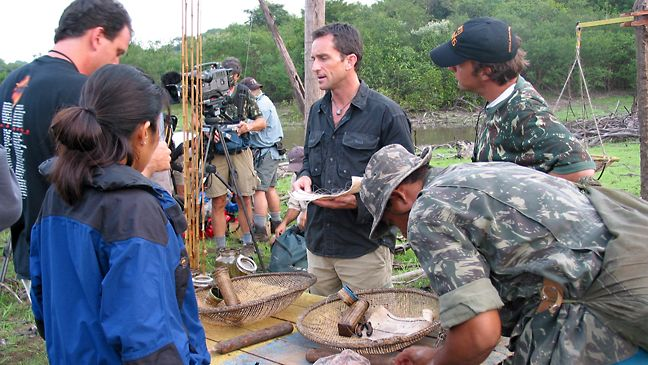 For good measure on 'Survivor: Amazon' (2004)