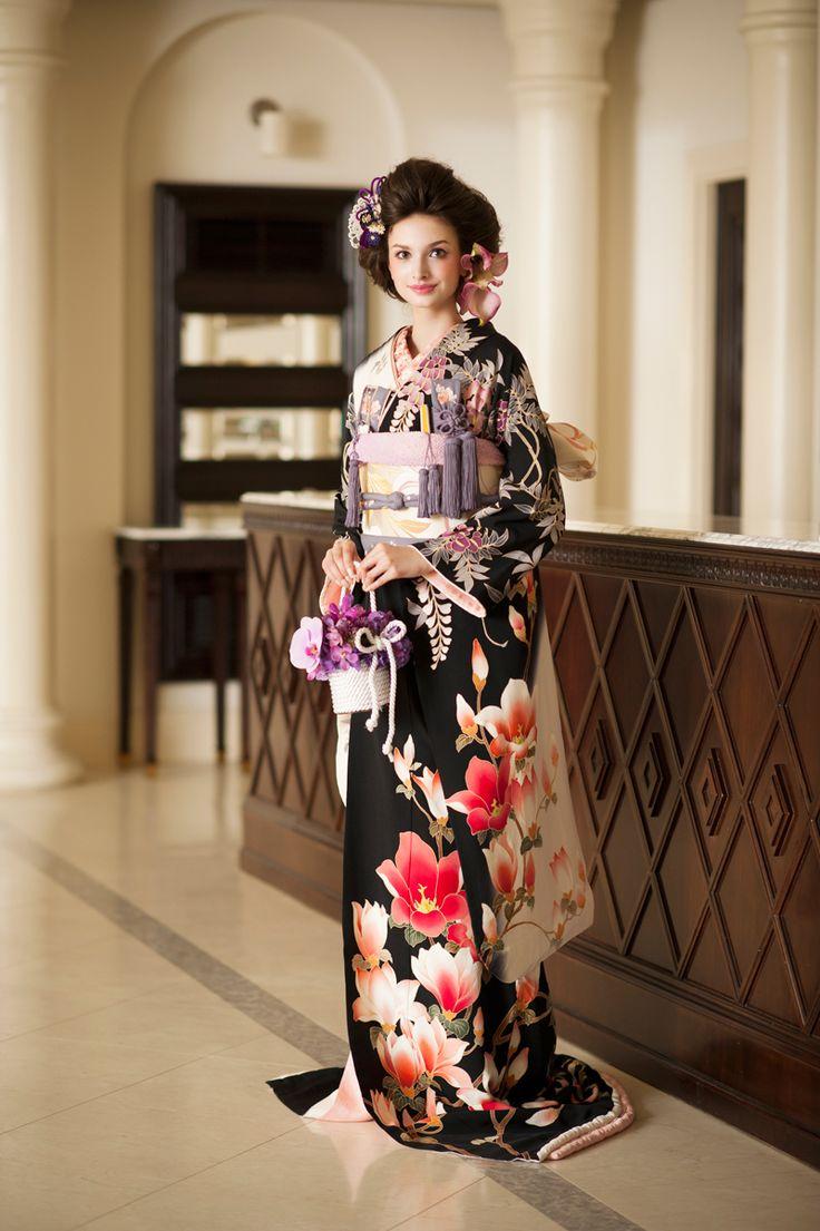 Kimono, Dress Collection 和装|ドレスコレクション - ラリアンス