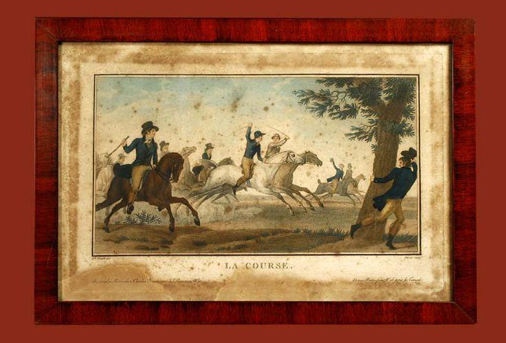 19th C. Carle Vernet Equestrian Lithograph L'arrivee De La Course https://shop2shop.gr/product/19th-c-carle-vernet-equestrian-lithograph-larrivee-de-la-course/