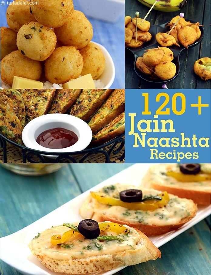 Jain Snack Recipes, Taditional Jain Naashta Recipes, Recipes for Jains, Tarladalal.com | Page 1 of 9