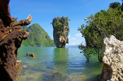 Beauties of Thailand for a winter cruise