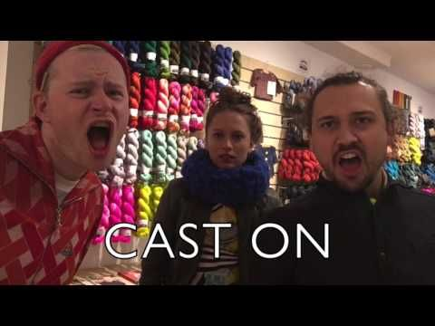 Baby You're a Knitter - YouTube