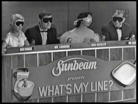 Video - Andy Griffith--What's My Line-0 | Mayberry Wiki ...