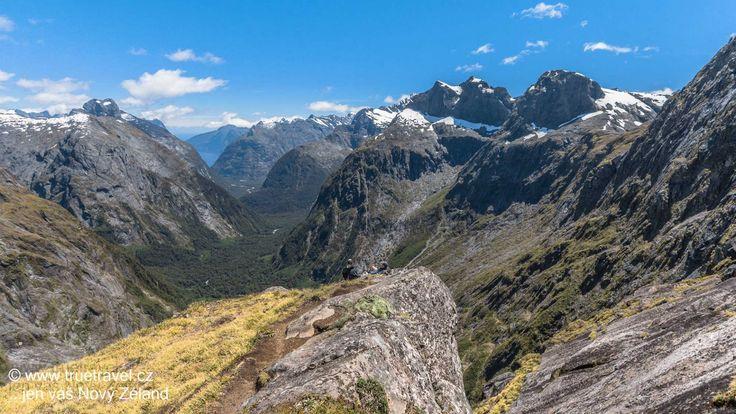 Gertrude Saddle a Milford Sound, Fiordland, Nový Zéland #NewZealand #cestovani #travel
