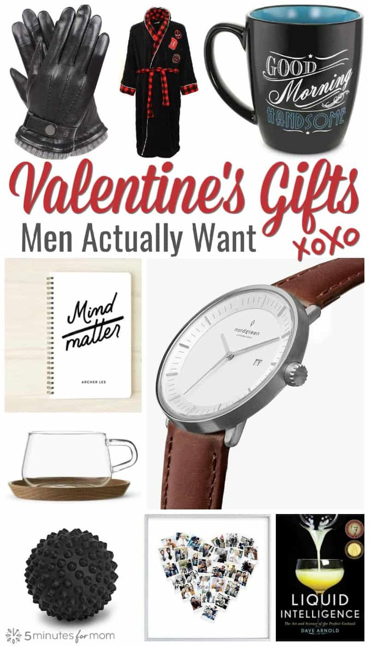 Valentine's Day Gift Guide For Men in 2020 Mens
