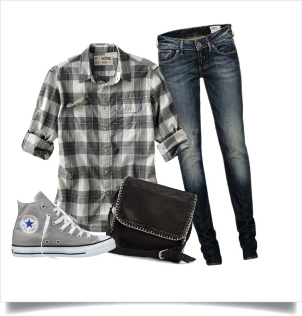Casual Sunday mall outfit, created by harvi-book on Polyvore