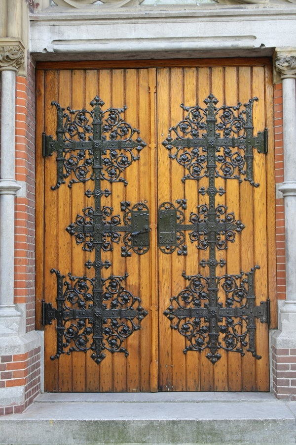 500px / Photo Church door Gouda Holland The Netherlands by Errin Ricketts & 86 best Doors of Belgium and the Netherlands images on Pinterest ... Pezcame.Com