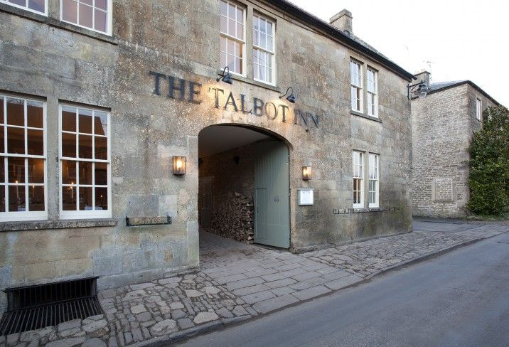 Mr & Mrs Smith - The Talbot Inn, Frome, Somerset