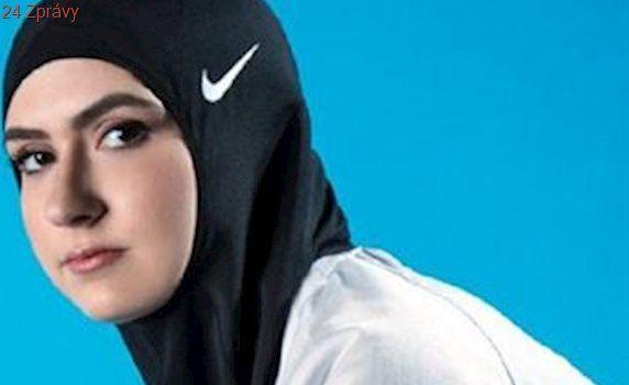 Nike představil hidžáb pro muslimské sportovkyně. Je skvělý, chválí si krasobruslařka
