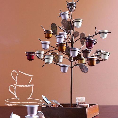 25 melhores ideias de capsulas para nespresso no. Black Bedroom Furniture Sets. Home Design Ideas