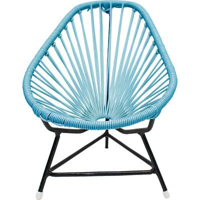 """Innit Acapulco 10"""" x 8.5"""" Desk Accessory Upholstery: Blue"""