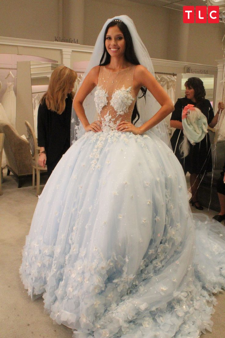 726 best say yes to the dress ny atlanta images on pinterest Randy wedding dress design