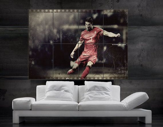 CR7 Cristiano Ronaldo Real Madrid and Portugal by FavoritePosters. 13 best Boys images on Pinterest   Boys soccer bedroom  Football