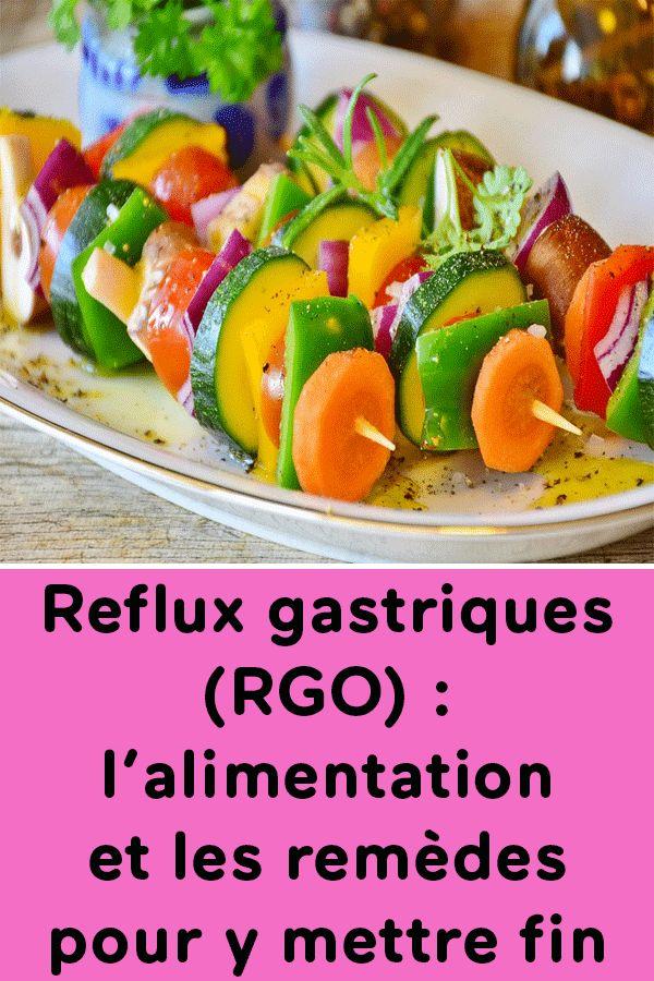 Menus Pour Reflux Gastro-oesophagien : menus, reflux, gastro-oesophagien, Reflux, Gastriques, (RGO), Lalimentation, Remdes