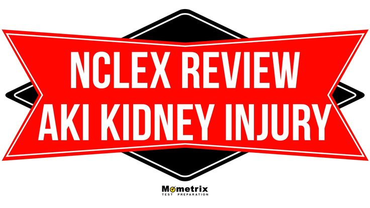 AKI (Acute Kidney Injury)   NCLEX RN Review - 2016 *NEW*
