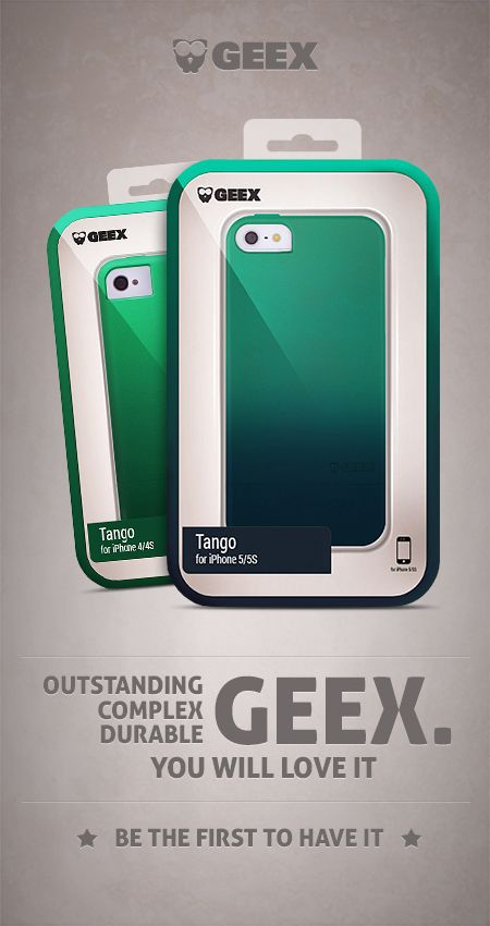 Be the first to have the amazing Geex Cases #geex #cases #cellphone #smartphone #covers